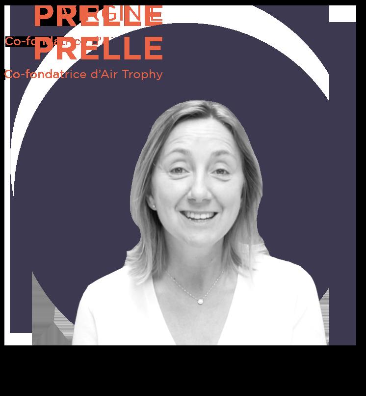 Virginie Prelle - Co-fondatrice d'Air Trophy